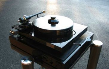Belladona turntable & Septum arm