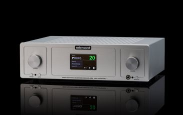 SP 20 stereo preamplifier