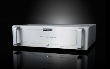 DS225 stereo power amplifier