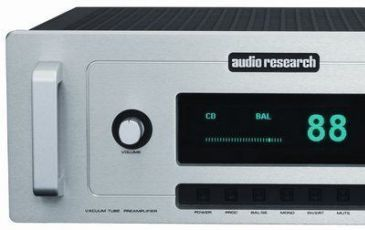 Audio Research REF5 preamplifier