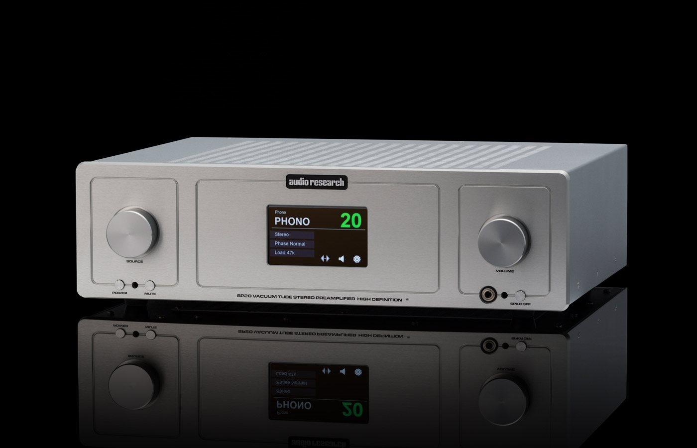 Sp 20 Stereo Preamplifier Sonus Hifi