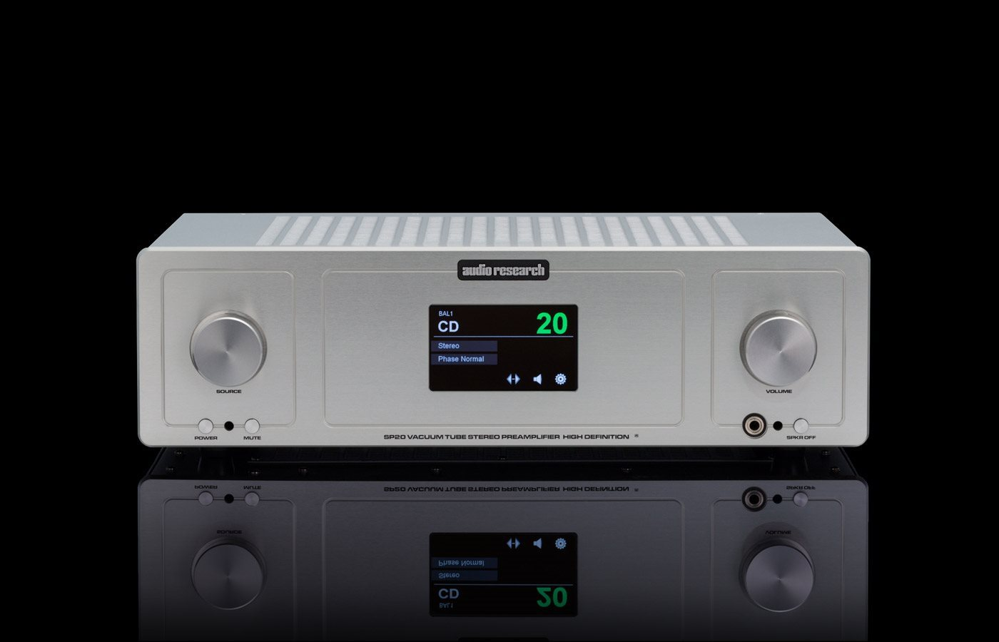 Audio Research SP20 preamplifier
