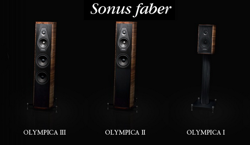 Sonus faber Olympica Ι - 6 moons audio reviews