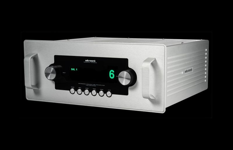 Audio Research Reference 6 Preamplifier – A Flash Back to the Future