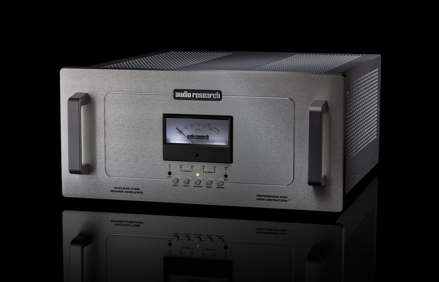 AUDIO RESEARCH REFERENCE 250 SE AMPLIFIER World-Class